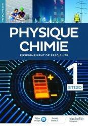 Souvent acheté avec Mécanique analytique - Cours et exercices corrigés, le Physique-Chimie 1re STI2D - Livre élève - Éd. 2019