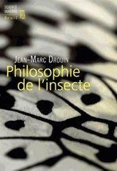 Dernières parutions dans Science ouverte, Philosophie de l'insecte