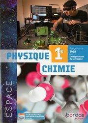 Souvent acheté avec Les tourbières et la tourbe, le Physique-Chimie 1re Espace
