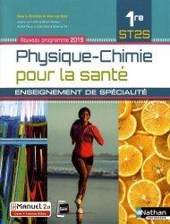 Souvent acheté avec Classification phylogénétique du vivant Tome 2, le PHYSIQUE-CHIMIE POUR LA SANTE  -  1RE ST2S  -  ENSEIGNEMENT DE SPECIALITE (EDITION 2019)