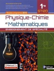 Souvent acheté avec Mécanique analytique - Cours et exercices corrigés, le physique-chimie et mathematiques - 1ere sti2d - enseig. de specialite - livre + licence eleve - 2019