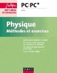 Souvent acheté avec Physique, le Physique - Méthodes et exercices - PC