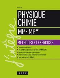 Dernières parutions sur 2ème année, Physique-Chimie MP - MP*