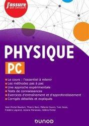 Dernières parutions sur Physique pour la prépa, Physique PC