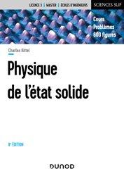 Dernières parutions sur Mécanique des solides, Physique de l'état solide