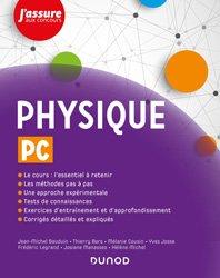Dernières parutions dans J'assure aux concours, Physique PC