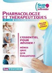 Souvent acheté avec Psychologie - Sociologie - Anthropologie, le Pharmacologie et thérapeutiques