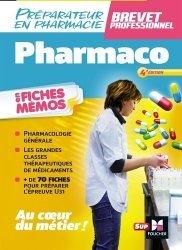 Dernières parutions sur Pharmacie, Pharmacologie - BP préparateur en Pharmacie