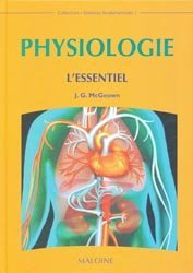 Souvent acheté avec Biologie cellulaire et moléculaire, le Physiologie l'essentiel