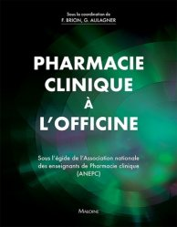 Dernières parutions sur Pratique professionnelle pharmacie, Pharmacie clinique à l'officine