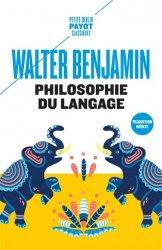 Dernières parutions dans Petite bibliothèque Payot, Philosophie du langage