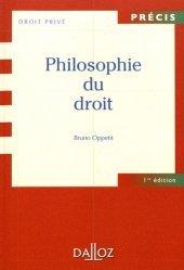 Dernières parutions dans Précis Dalloz. Série Droit privé, Philosophie du droit