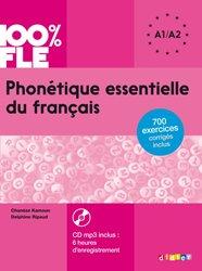 Souvent acheté avec Grammaire Essentielle du Français A1 - A2, le Phonétique Essentielle du Français