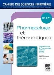 Souvent acheté avec Rôles infirmiers, organisation du travail et interprofessionalité, le Pharmacologie et thérapeutiques