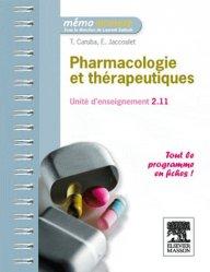 Souvent acheté avec Guide pratique de la communication avec le patient, le Pharmacologie et thérapeutiques