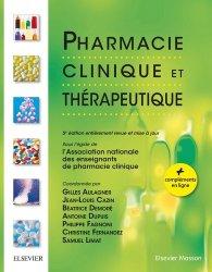 Dernières parutions sur Médicaments - Ordonnances, Pharmacie clinique et thérapeutique