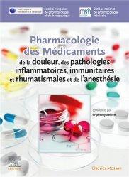 Dernières parutions sur Pharmacie, Pharmacologie des médicaments de la douleur