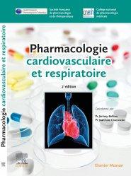 Dernières parutions sur Pharmacie, Pharmacologie cardiovasculaire et respiratoire