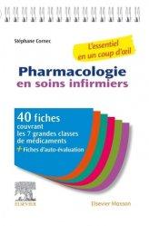 Dernières parutions sur Pharmacologie, Pharmacologie en soins infirmiers