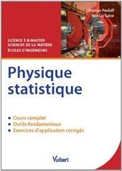 Dernières parutions sur Physique fondamentale, Physique statistique