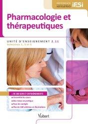 Souvent acheté avec Démarche clinique infirmière Projet de soins infirmiers Organisation de travail, le Pharmacologie et Thérapeutiques UE 2.11