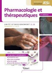 Dernières parutions dans Référence IFSI, Pharmacologie et thérapeutiques
