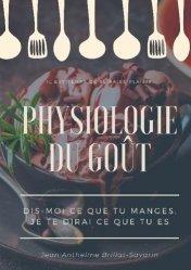 Dernières parutions sur Cuisine et vins, Physiologie du goût