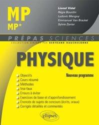 Souvent acheté avec Maths MP - MP*, le Physique MP - MP*