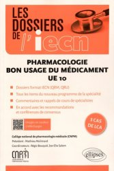Dernières parutions sur Thérapeutique / Module 11, Pharmacologie Bon usage du médicament