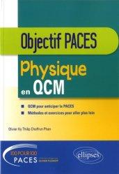 Souvent acheté avec Chimie en QCM, le Physique en QCM