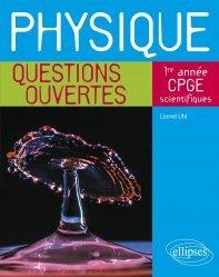 Dernières parutions dans Questions Ouvertes, Physique - Questions ouvertes
