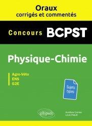 Dernières parutions sur Physique pour la prépa, Physique-chimie BCPST