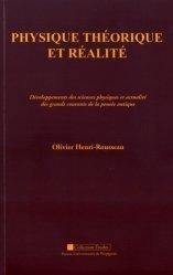 Dernières parutions dans Les Études, Physique théorique et réalité
