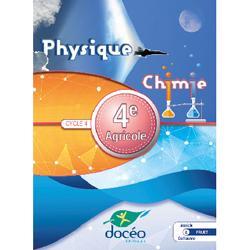 Dernières parutions sur Enseignement agricole, Physique chimie 4e agricole, cycle 4