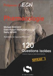 Dernières parutions dans 120 questions isolées, Pharmacologie
