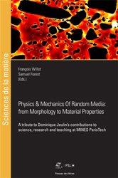 Dernières parutions dans Sciences de la matière, Physics and mechanics of random media