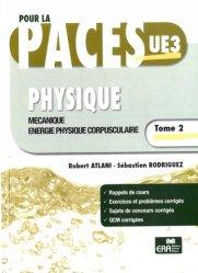 Dernières parutions sur UE3 Physique - Biophysique, Physique