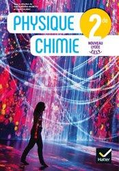 Souvent acheté avec Chimie des solutions, le Physique-Chimie 2nde