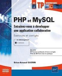 Souvent acheté avec Propriétés et caractéristiques des matériaux de construction, le PHP et MySQL