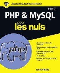 PHP  MySQL pour les Nuls