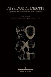 Dernières parutions dans Histoire des sciences, Physique de l'esprit