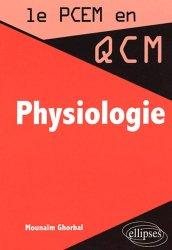 Souvent acheté avec Biologie cellulaire, le Physiologie