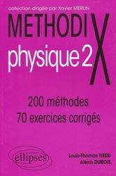 Dernières parutions dans Méthodix, Physique Tome 2