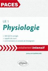Souvent acheté avec Biochimie et Métabolisme UE1, le Physiologie