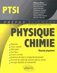 Souvent acheté avec Mathématiques pour les sciences de l'ingénieur, le Physique chimie PTSI