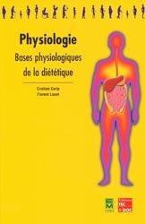 Souvent acheté avec Biochimie, Bases biochimiques de la diététique, le Physiologie