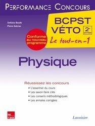 Dernières parutions sur BCPST 2ème année, Physique 2ème année BCPST - Véto