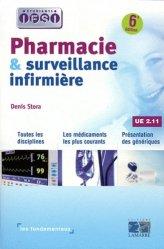 Souvent acheté avec Initiation aux calculs de dose, le Pharmacie et surveillance infirmière UE 2.11