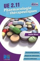 Souvent acheté avec Mémo-guide infirmier UE 4.1 à 4.8, le Pharmacologie & thérapeutiques UE 2.11