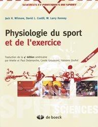 Souvent acheté avec Médecine du sport, le Physiologie du sport et de l'exercice
